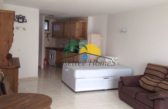 Fully furnished apartment from Tenerife