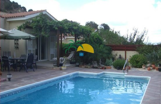 For Sale 120m² Detached house in Paphos