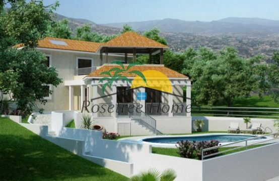 For Sale 252m² Villa in Paphos