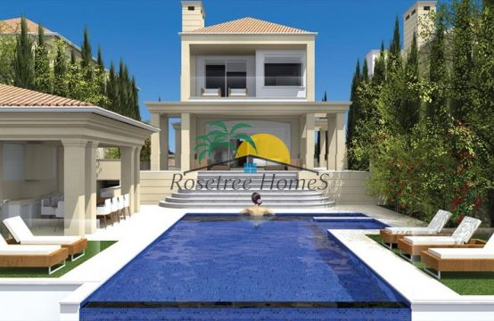 For Sale 859m² Villa in Paphos