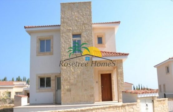 For Sale 110m² Detached house in Paphos