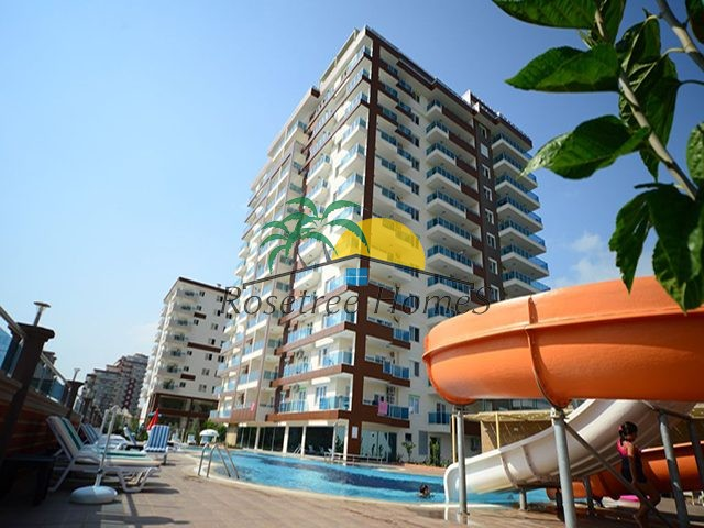 Apartment for sale in luxury complex with own private beach