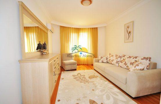 Müüa möbleeritud korter Alanyas