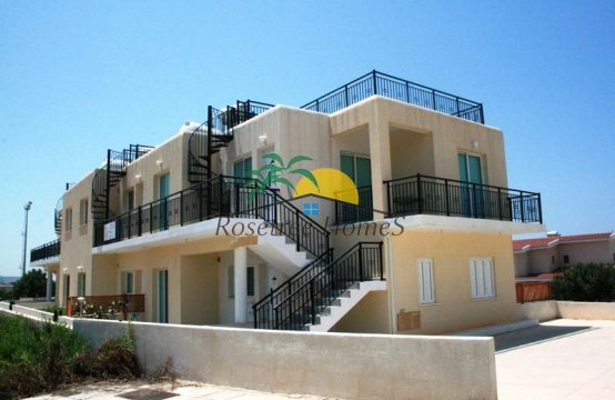 For Sale 74m² Flat in Paphos