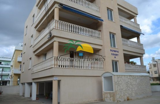 For Sale 84m² Flat in Paphos