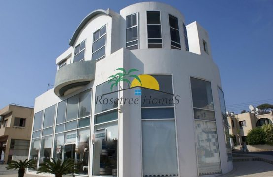 For Sale 1010m² Business in Paphos