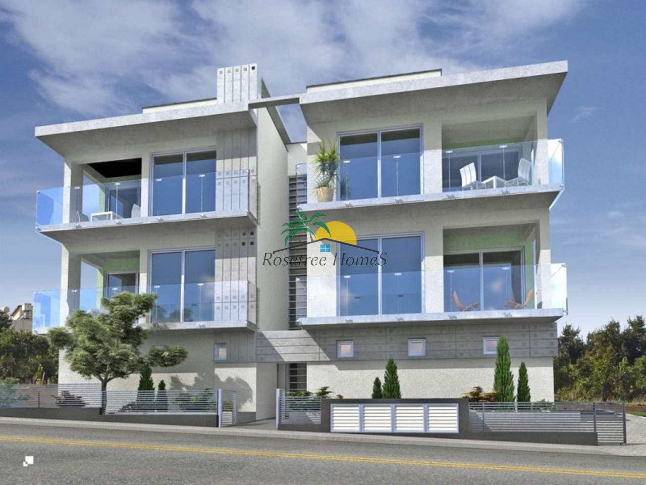 For Sale 97m² Flat in Limassol