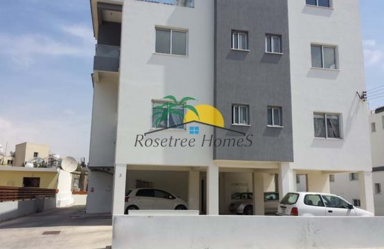 For Sale 83m² Flat in Paphos