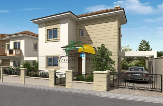 For Sale 181m² Detached house in Limassol