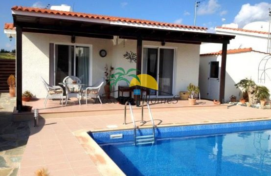 For Sale 117m² Detached house in Paphos