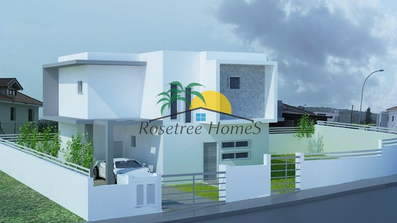 For Sale 157m² Detached house in Limassol