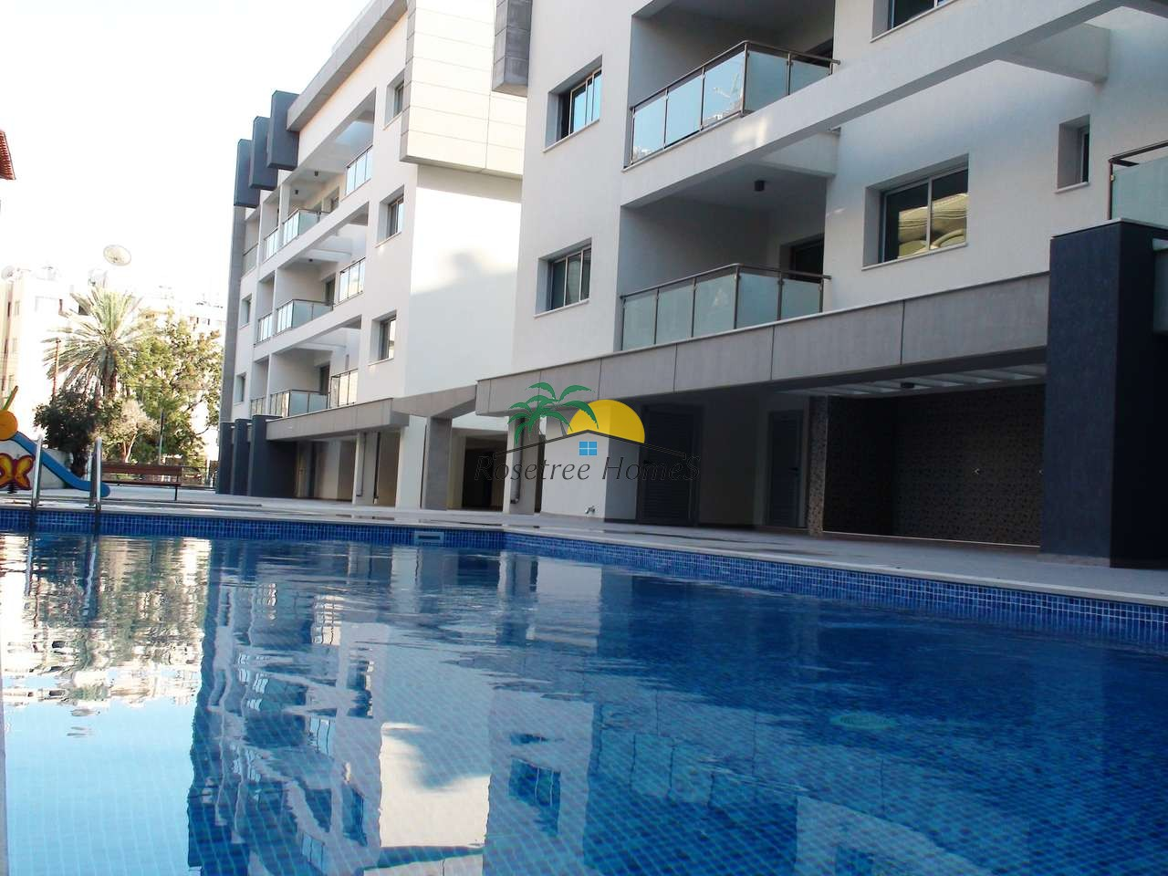For Sale 99m² Flat in Limassol