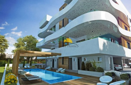 For Sale 71m² Flat in Limassol