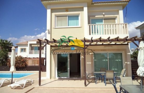 For Sale 135 sq.m. Villa from Ayia Thekla