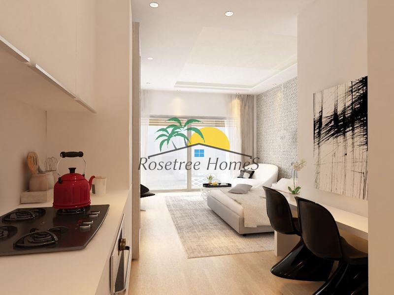 For Sale 41 sq.m. Apartment from City centre